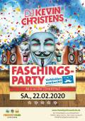 Faschingsparty – Mit DJ Kevin Christens