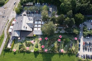 Freiluftgastronomie In Rutesheim Mit Modernisiertem Biergarten